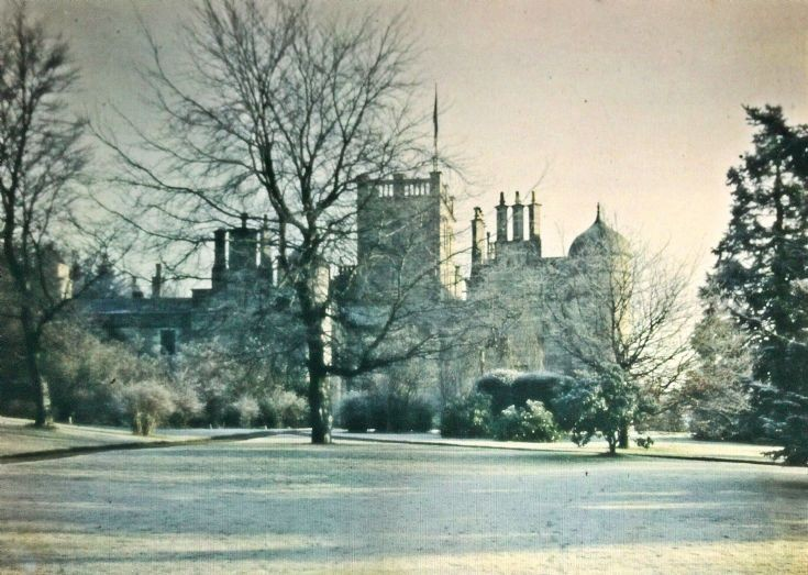 61 Castle Newe Winter c 1910