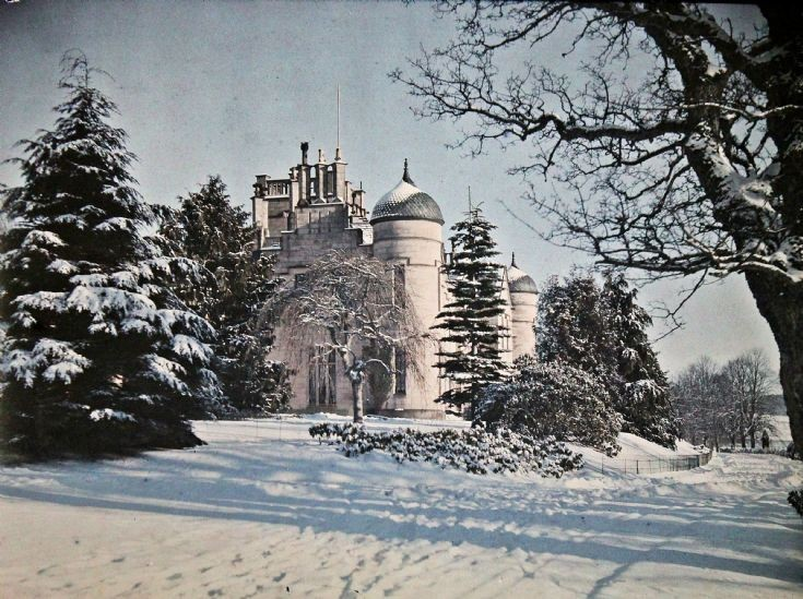 63 Castle Newe Winter c 1910