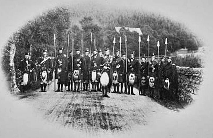 26 Lonach Higlanders 1863