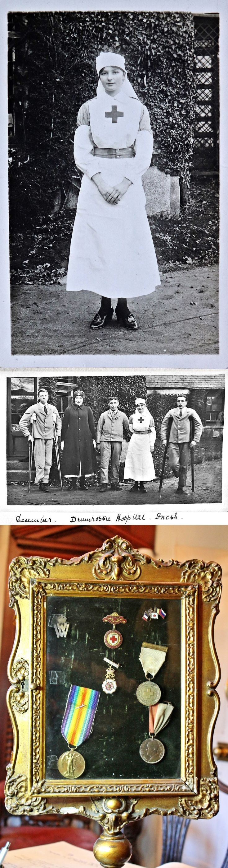 14 Bettine  VAD Duties 1917