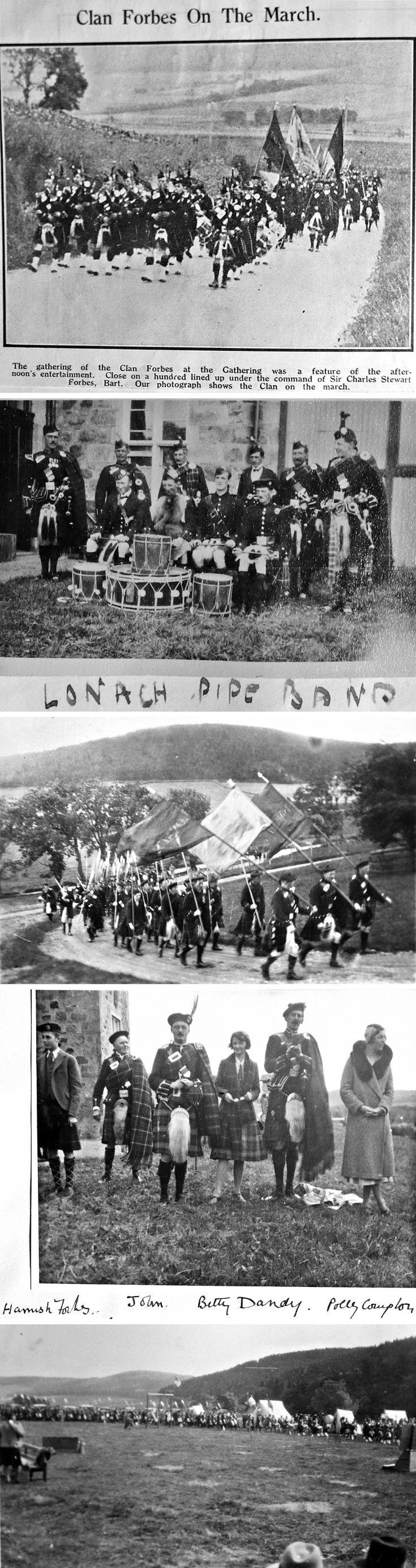 29 Lonach Gathering c 1930