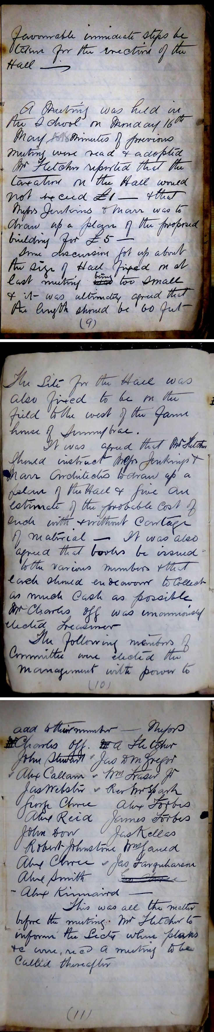 4 Glenbuchat Hall Committee Minutes