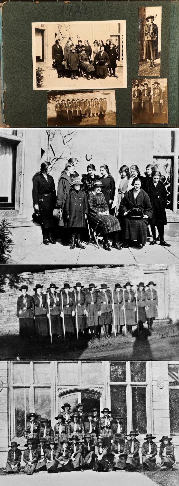 2 Hatherop School 1921