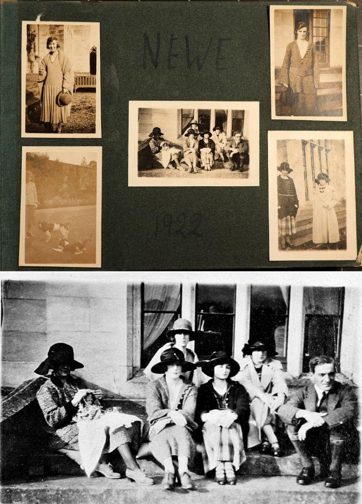 5 Castle Newe Scenes 1921