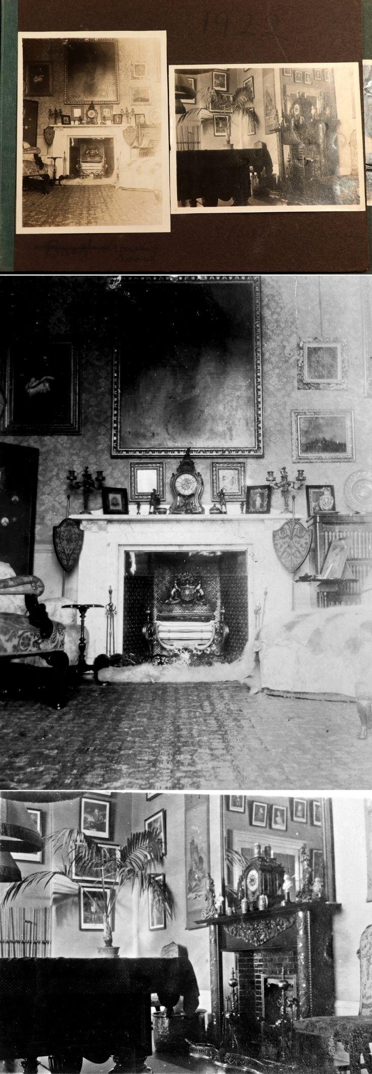 8 Castle Newe Interior c 1922