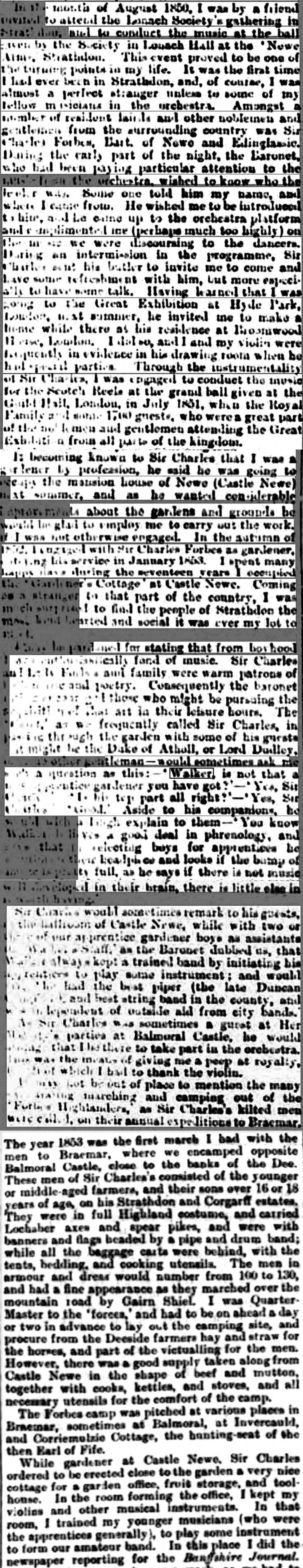 29 Alexander Walker Autobiography 1898 Pt 2
