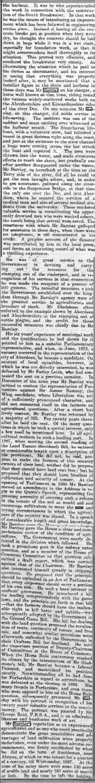 15 J. W. Barclay, New Glenbucket Laird Part 2