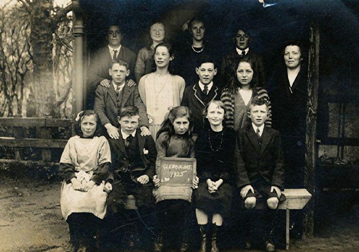 58 Glenbuchat School