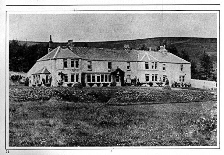 26 Glenbuchat Lodge