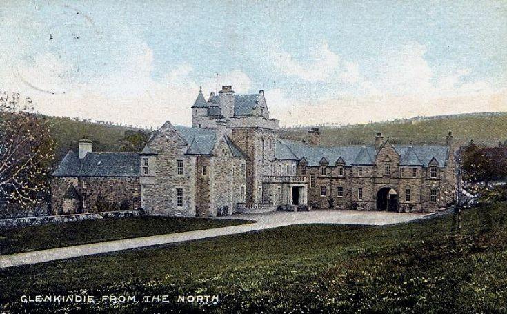 1 Glenkindie House
