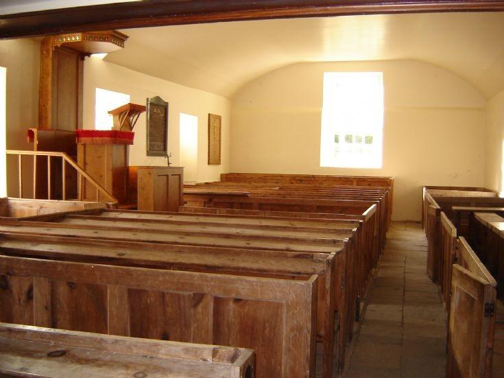 2 Glenbucket Church