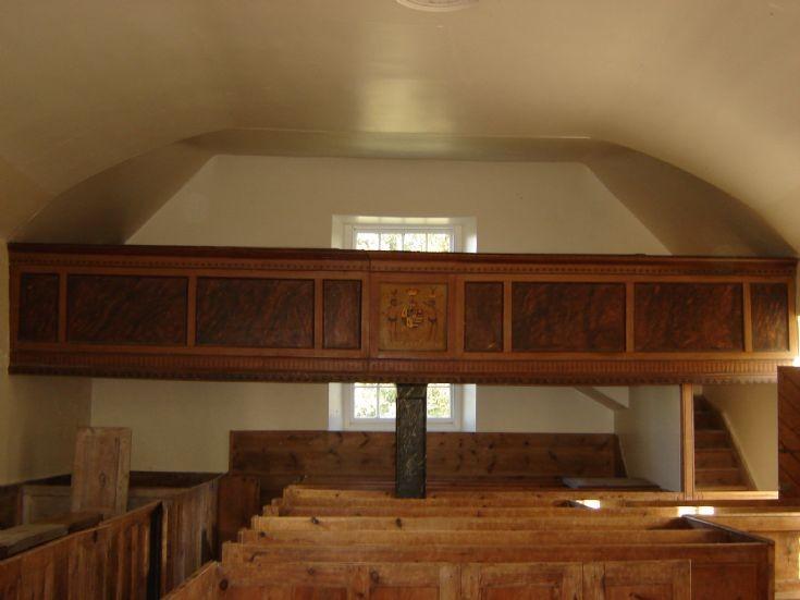3 Glenbucket Church Loft