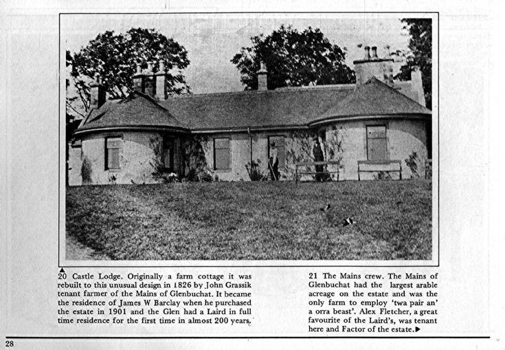 30 Castle Lodge