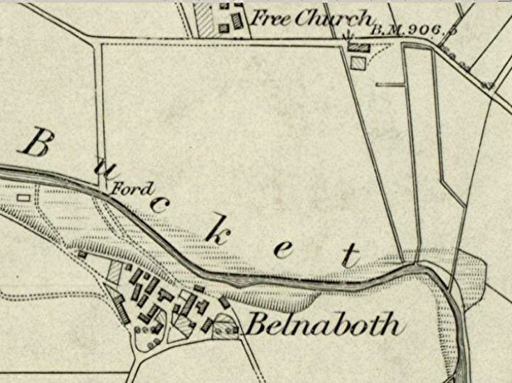 34 Belnaboth 1865 map