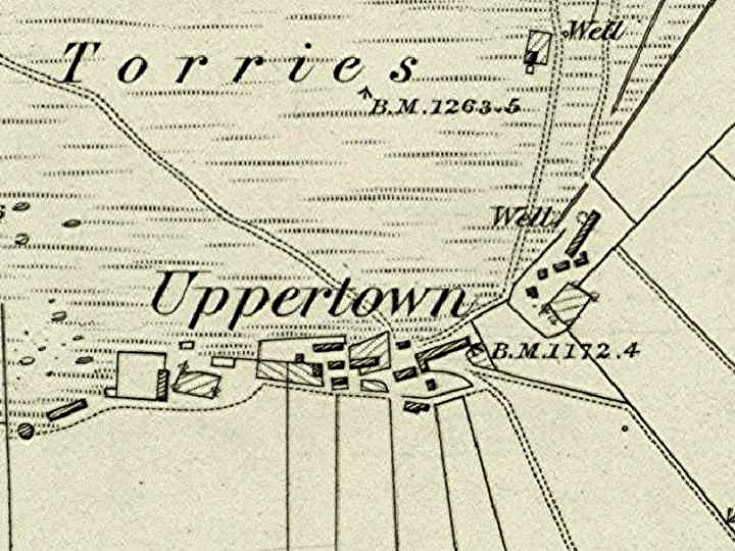 35 Upperton 1865 map