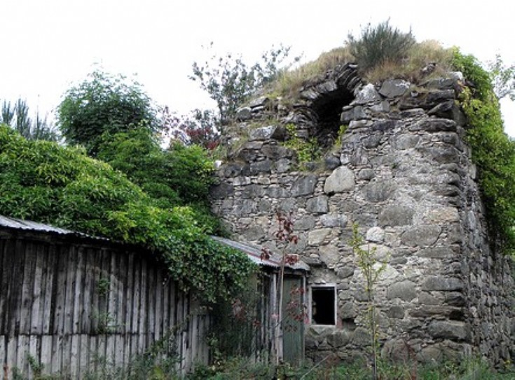 45 Colquhonny Castle
