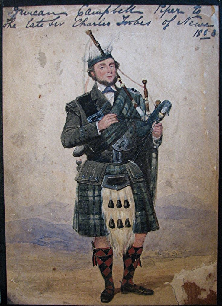 7 Duncan Campbell, The Piper of Newe