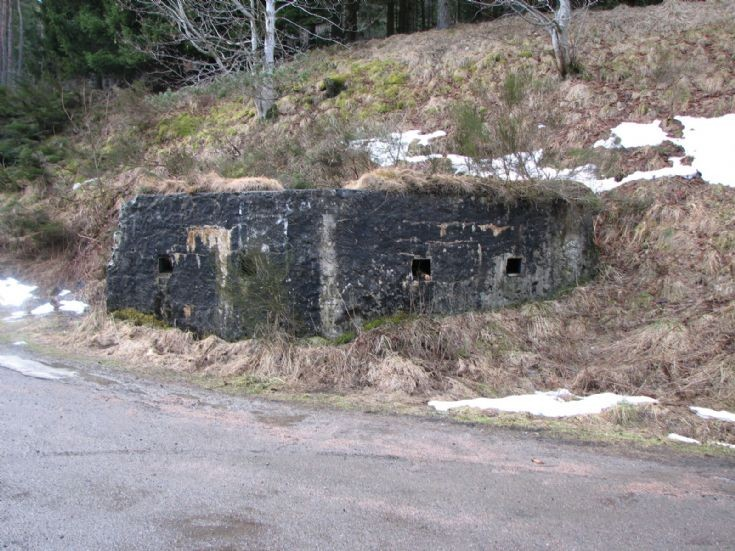 8 Pillbox at Bridge at Buchaam