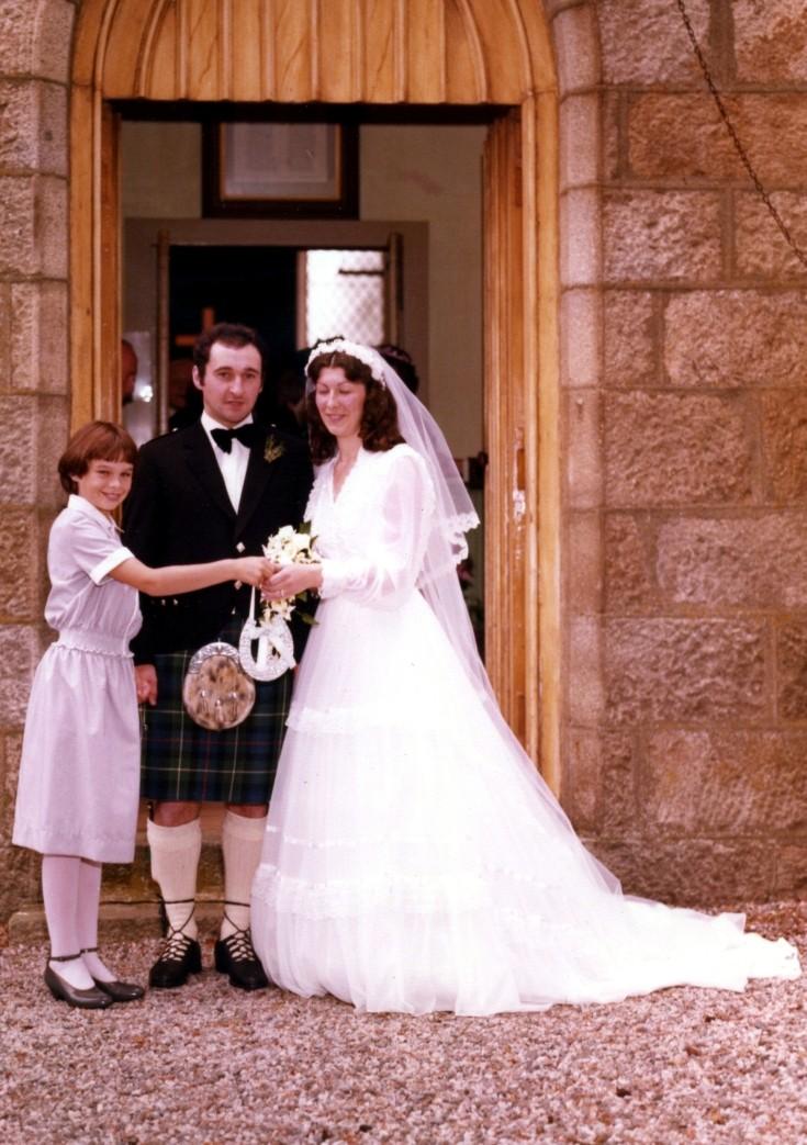 16 Wedding 1982