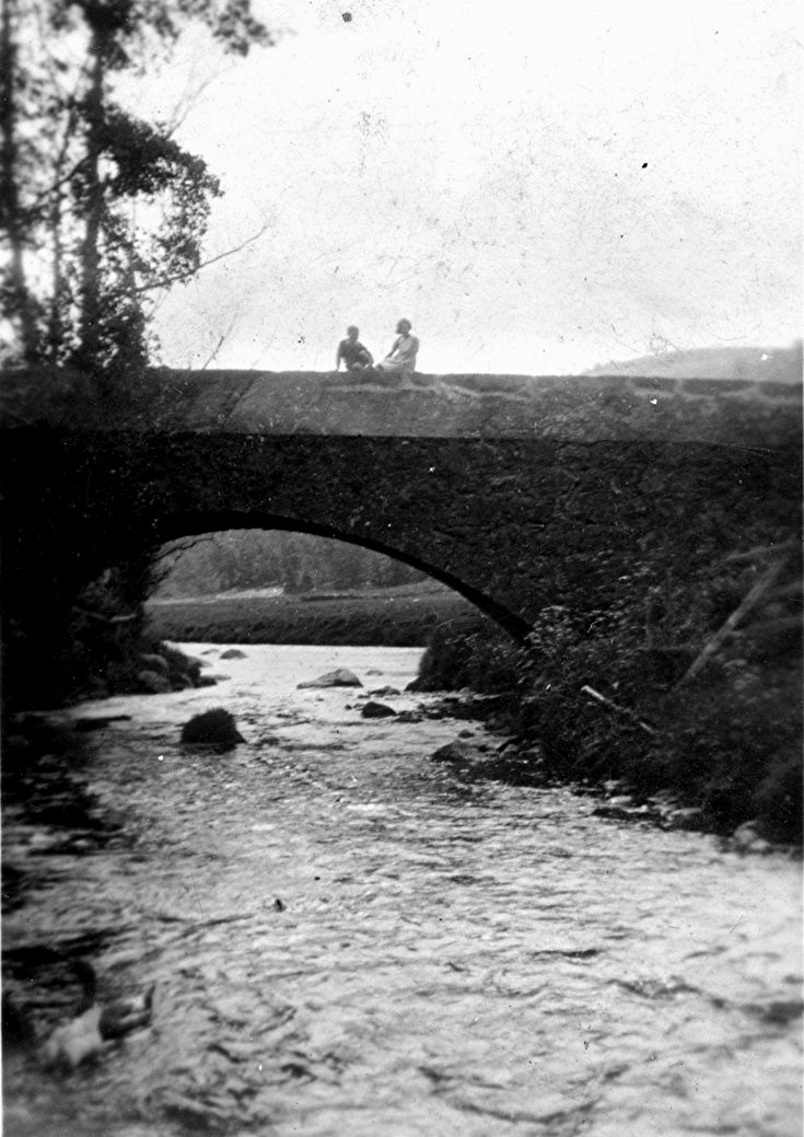 17 Old Bridge of Buchat