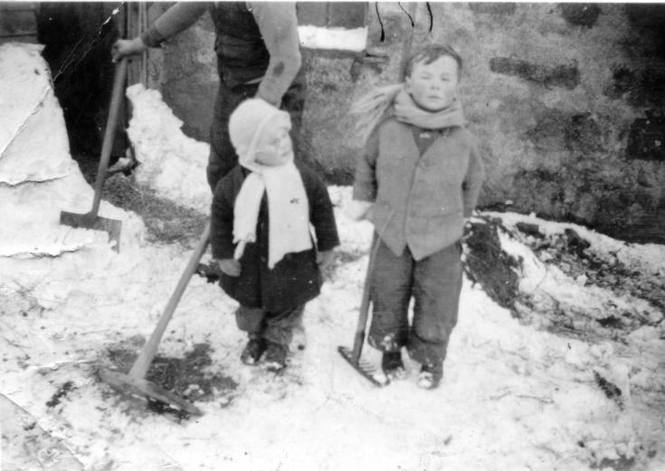 23 Boys in Snow