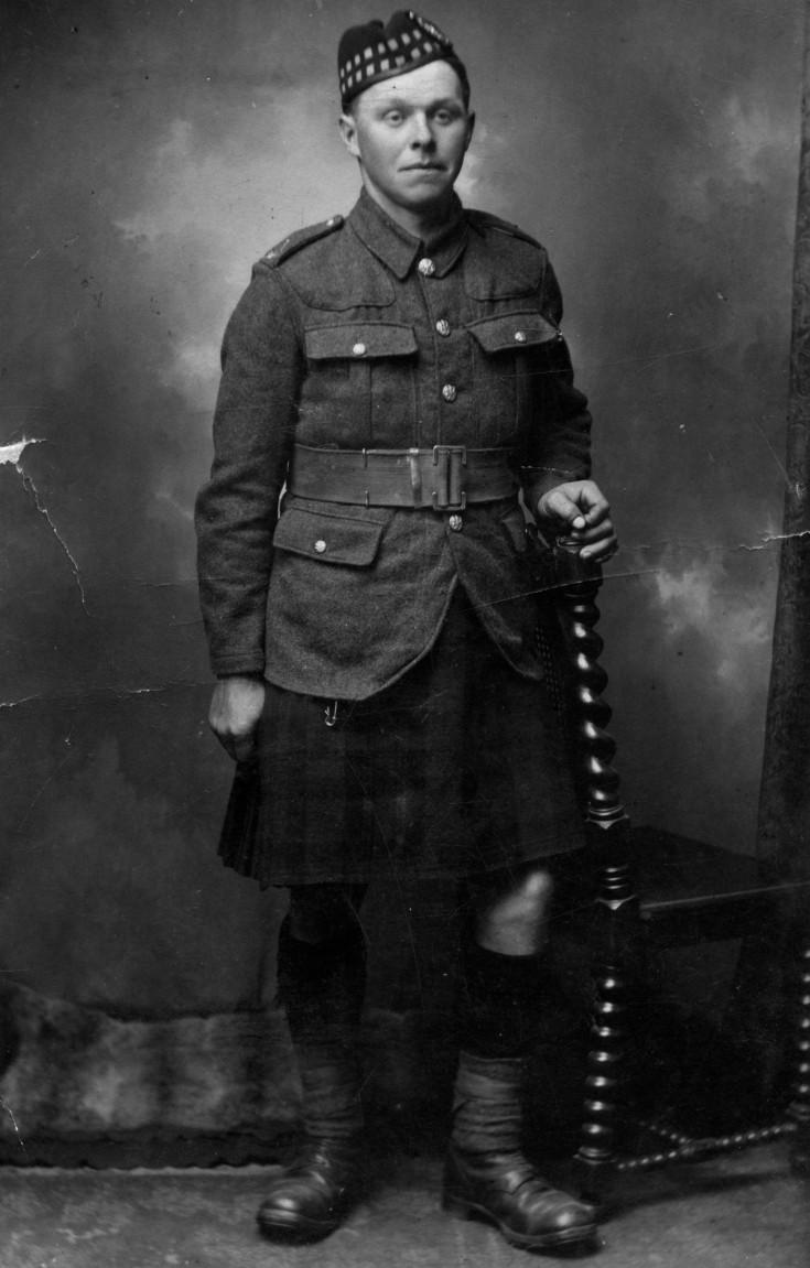 30 TA Soldier 1914
