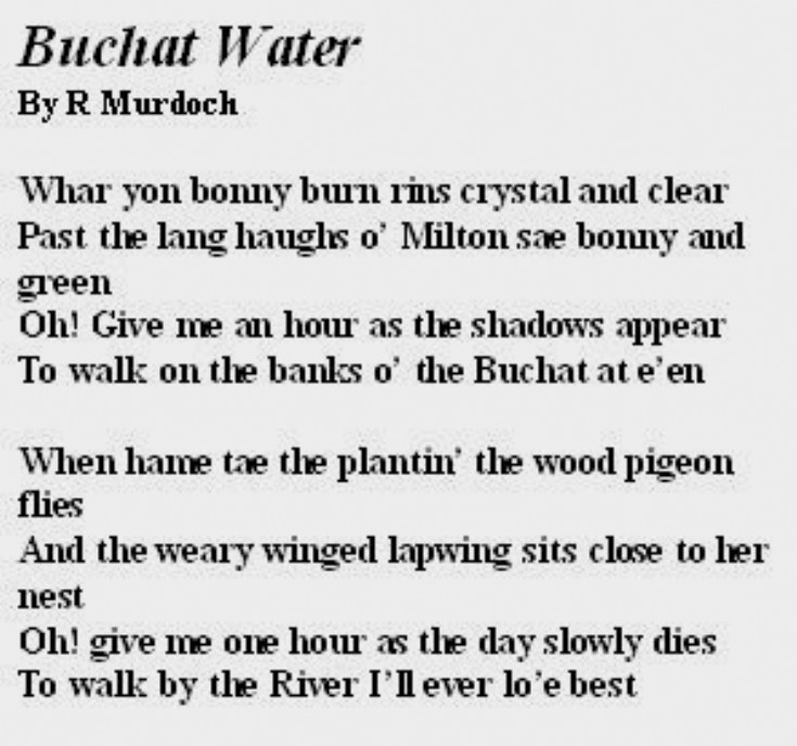 72 Buchat Water