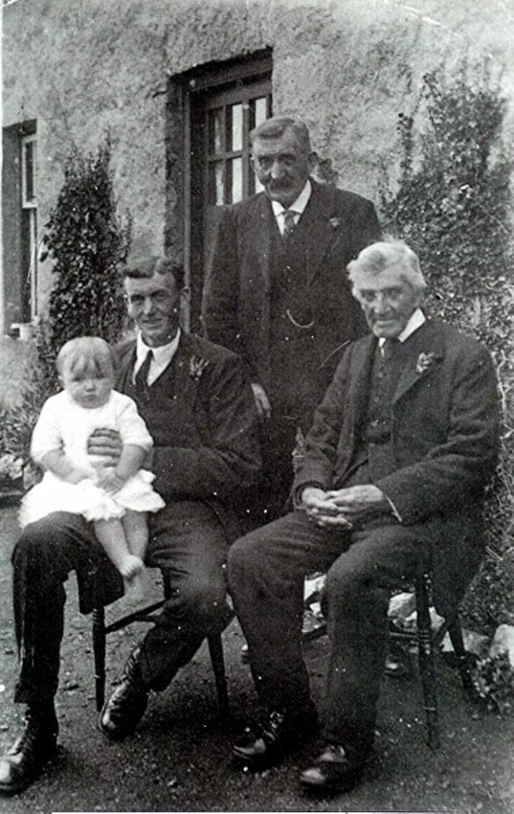 33 Thomson Family Easterbucket 1930