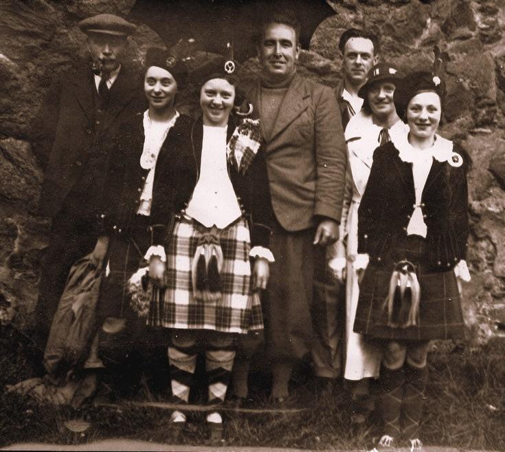 34 Glenbucket Games 1935