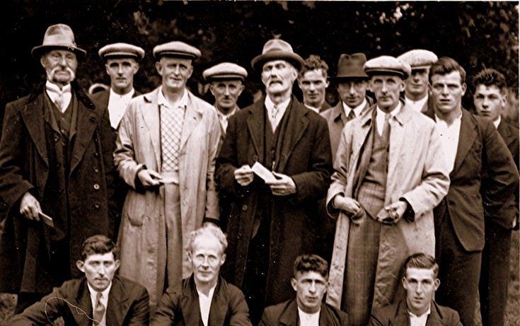35 Glenbucket Games 1935