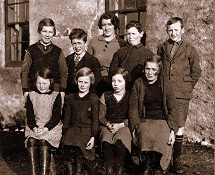 39 Balloch School Scholars 1935
