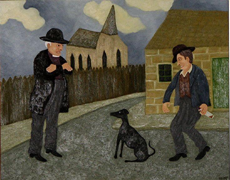 50 Hector McNeil Paintings