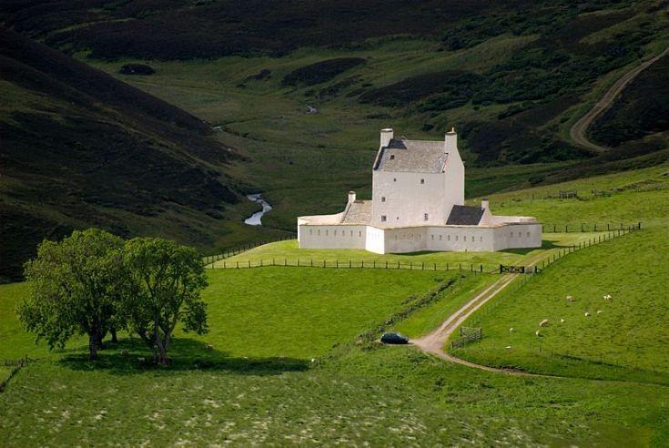 6 Corgarff Castle