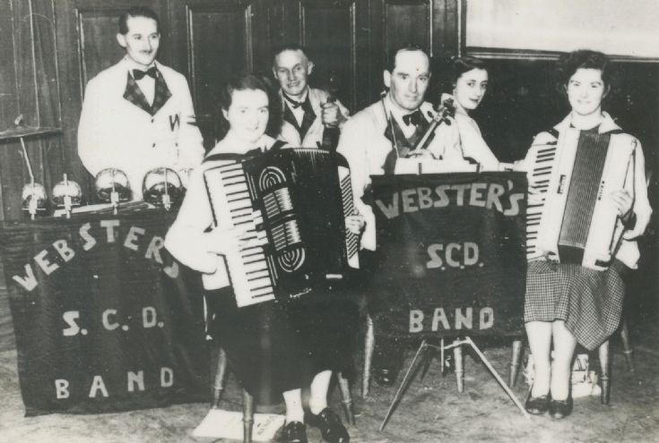 13 Websters Band