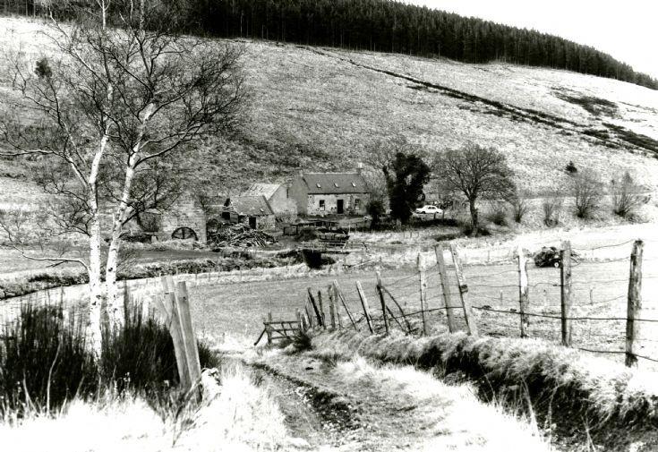 15 Glenbuchat Mill 1983