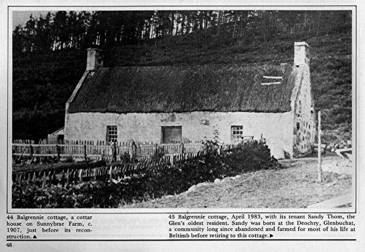 46 Balgrennie Cottage