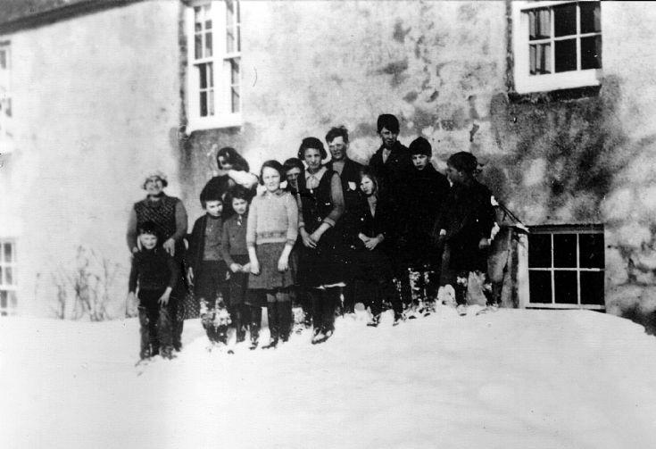 43 Glenbuchat School ?1952