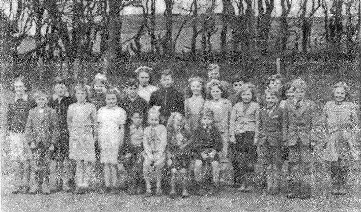 45 Glenbuchat School 1950's