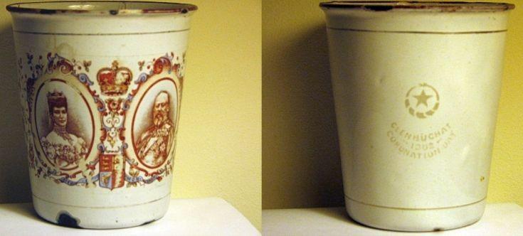 63 Glenbuchat Coronation Mug 1902