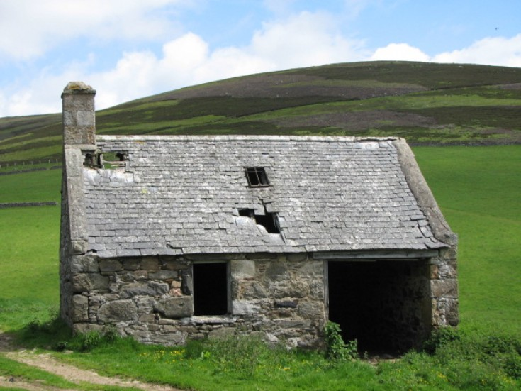 21 Ryntaing Bothy