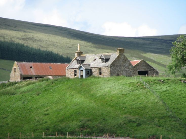 31 Dulax Farm Cottage