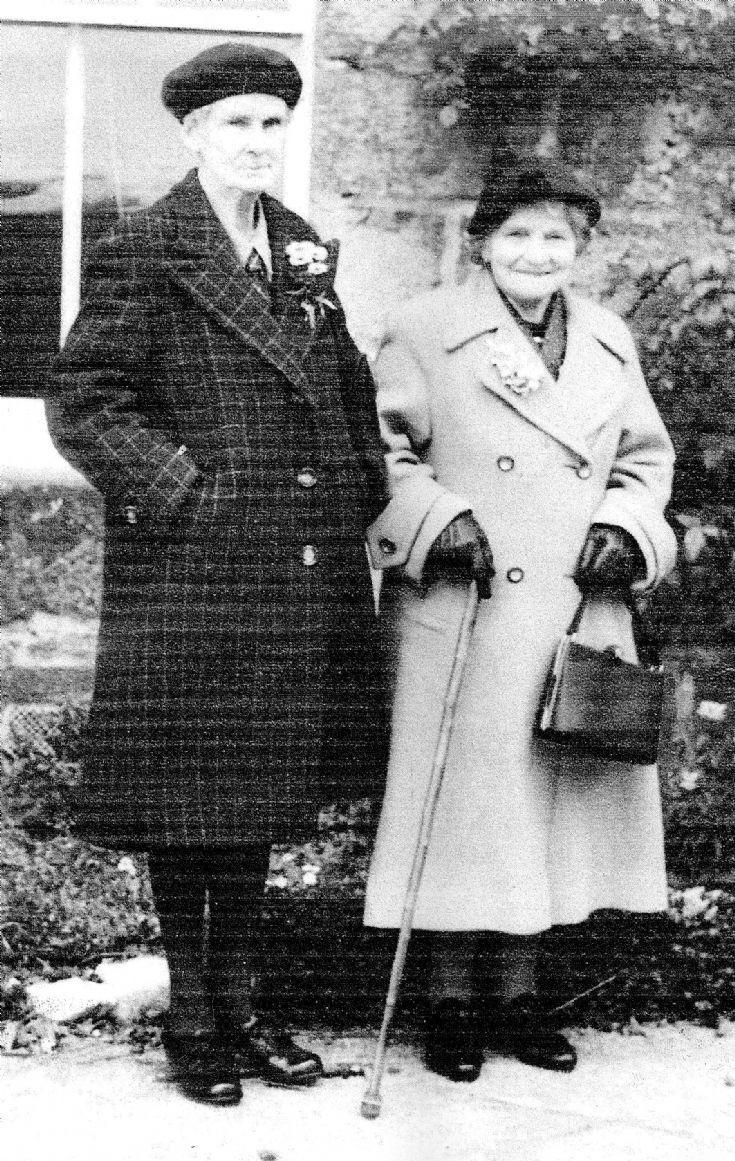 73 Jean Farqhuarson and  Elizabeth  Stewart