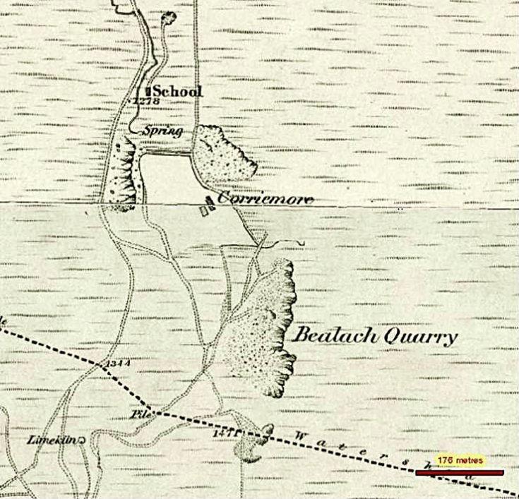 82 Balloch or Corriemore Quarry