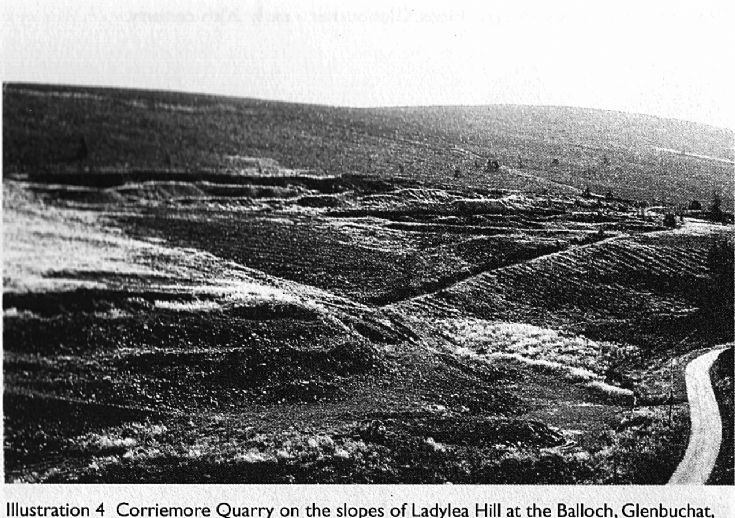 83 Corriemore or Balloch Quarry