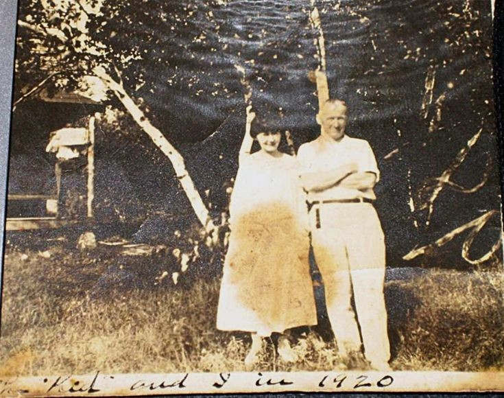 72 James Forbes & Daughter Gladys