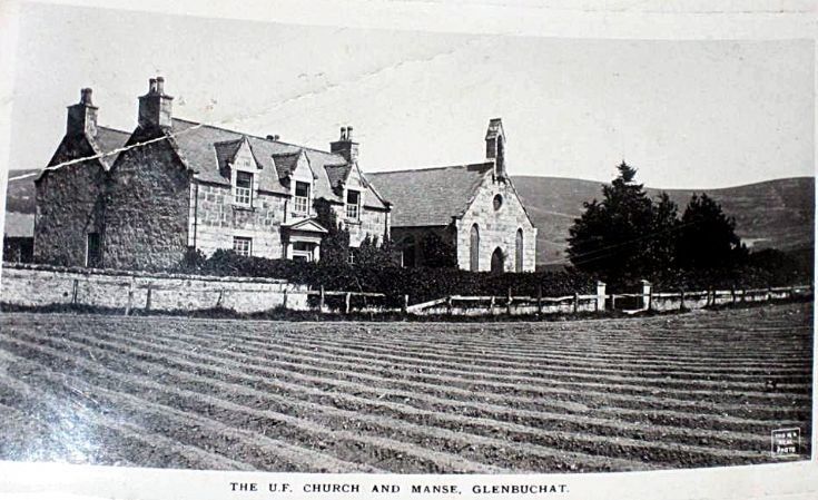 75 United Free Church and Manse 1934