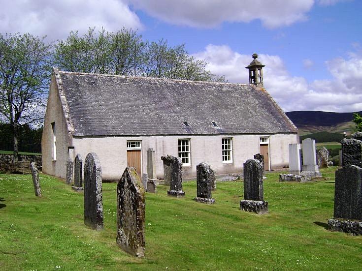 77 Glenbuchat Old Church