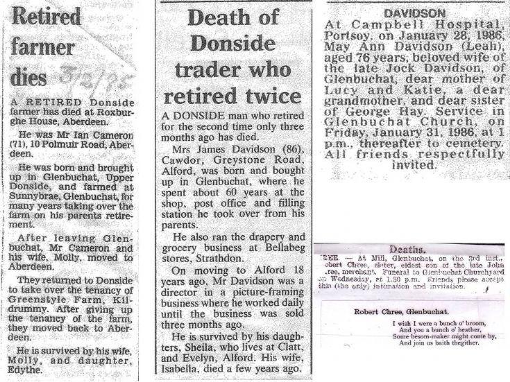 76 Death Notices