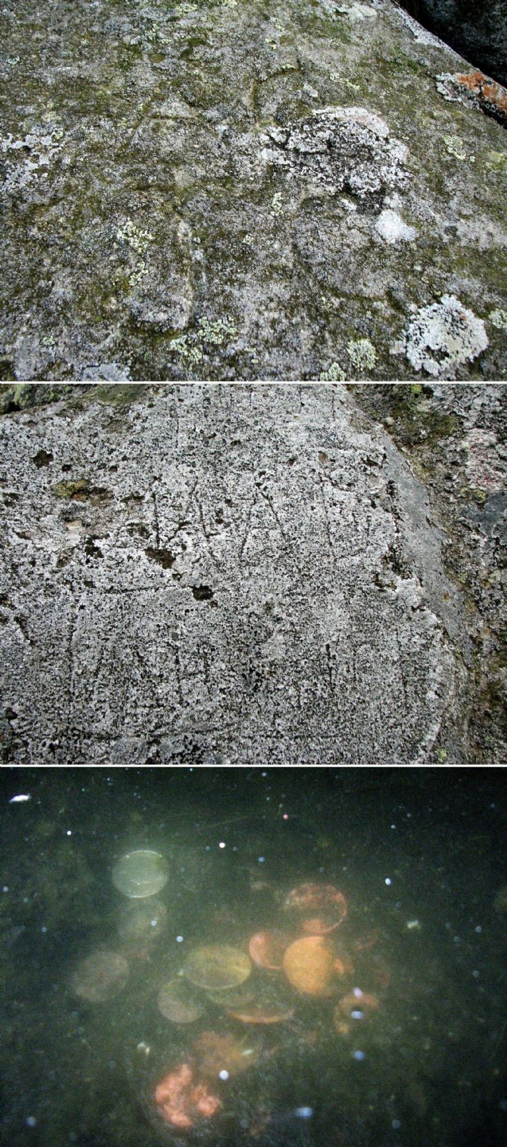 107 Ben Newe Well Inscriptions