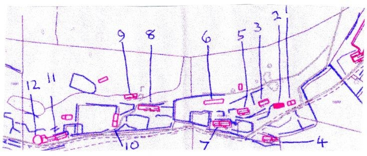 109 Upperton Sketch Map